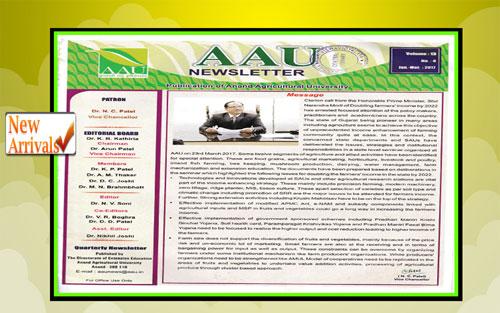 AAU Newsletter