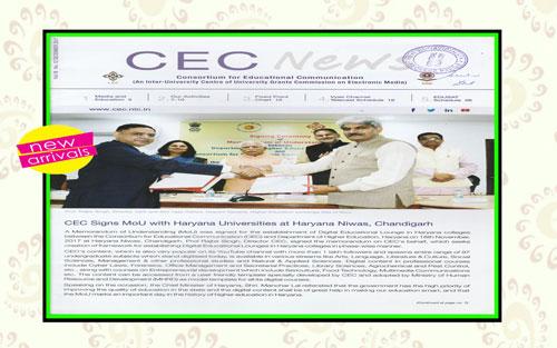 CEC News