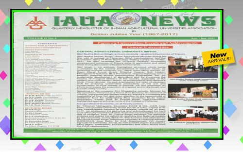 IAUA News