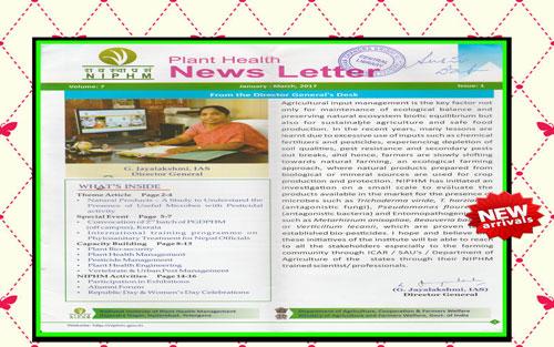 Plant Health News Letter