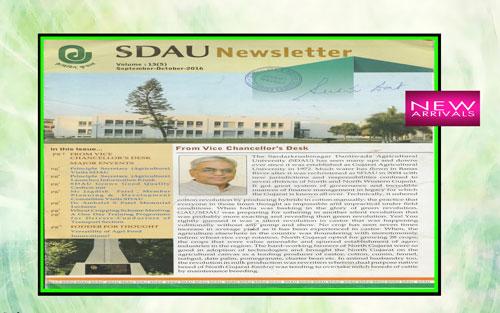 SDAU Newsletter