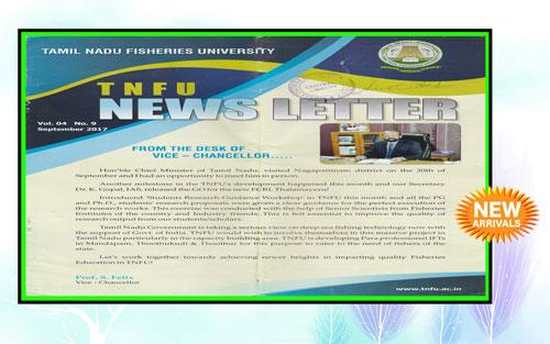 TNFU Newsletter