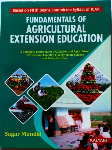 Fundamental of Agricultural Extension Education