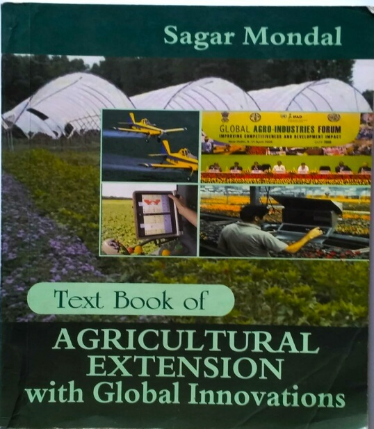 Text Book of Agricultural Extension with Global Innovations