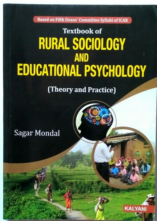 Text Book of Rural Sociology & Educational Phychology
